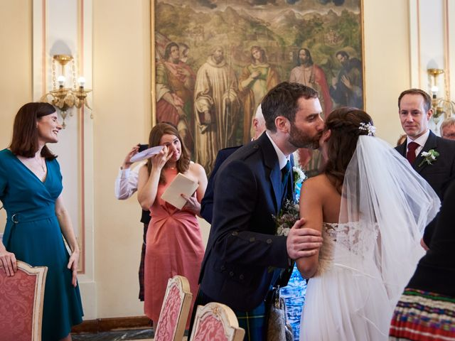 Il matrimonio di James e Margherita a Varese, Varese 31