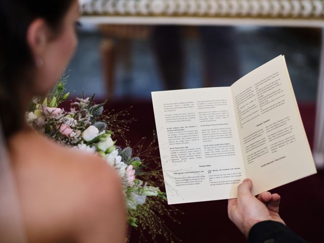 Il matrimonio di James e Margherita a Varese, Varese 36