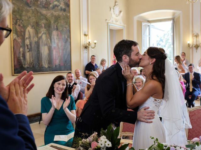 Il matrimonio di James e Margherita a Varese, Varese 38