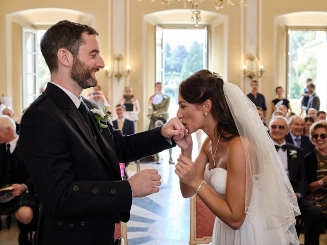 Il matrimonio di James e Margherita a Varese, Varese 1