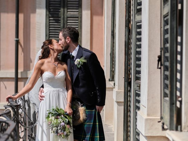 Il matrimonio di James e Margherita a Varese, Varese 42