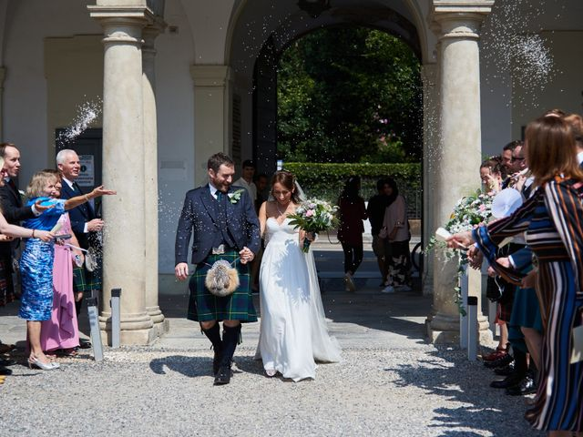 Il matrimonio di James e Margherita a Varese, Varese 45