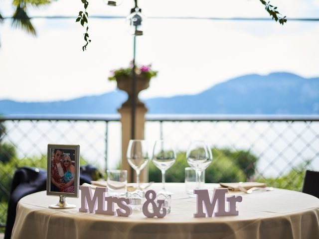 Il matrimonio di James e Margherita a Varese, Varese 52