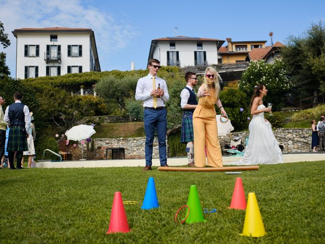 Il matrimonio di James e Margherita a Varese, Varese 60