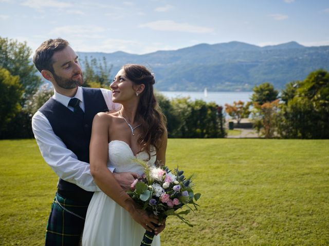 Il matrimonio di James e Margherita a Varese, Varese 70