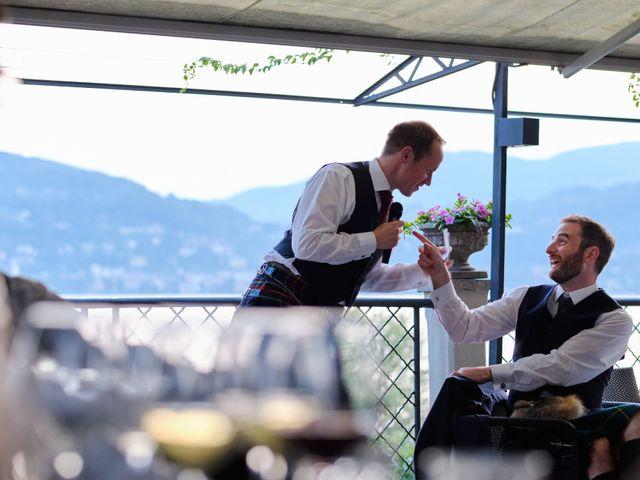 Il matrimonio di James e Margherita a Varese, Varese 92