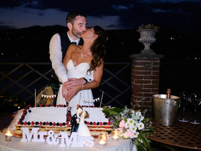 Il matrimonio di James e Margherita a Varese, Varese 95