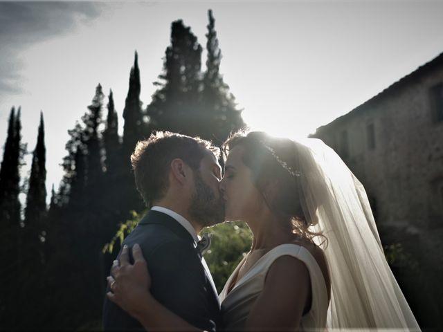 Le nozze di Giorgiana e Andrea