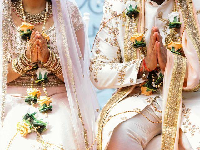 Il matrimonio di Karan e Nili a Orta San Giulio, Novara 23