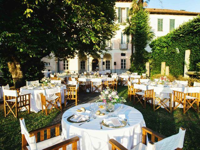 Il matrimonio di Karan e Nili a Orta San Giulio, Novara 32