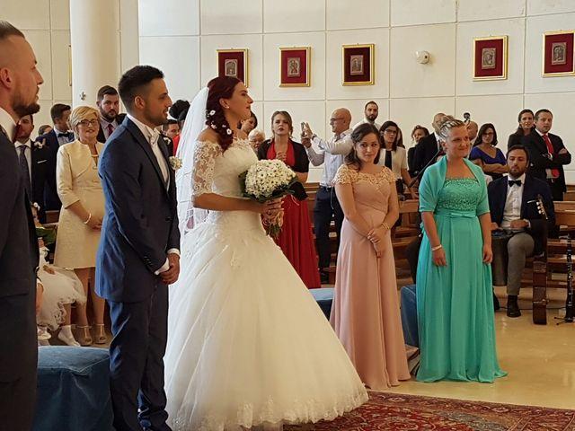 Il matrimonio di Stefano  e Irene  a Guidonia Montecelio, Roma 8