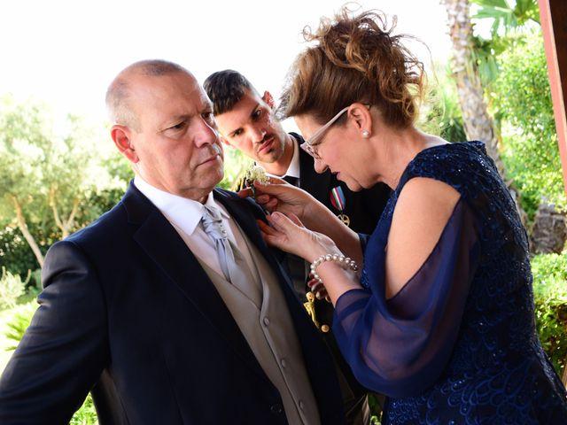 Il matrimonio di Davide e Deborah a Latiano, Brindisi 5