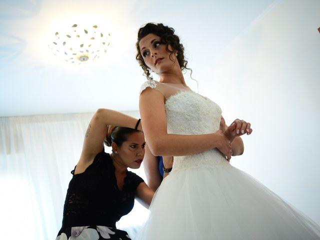 Il matrimonio di Davide e Deborah a Latiano, Brindisi 8