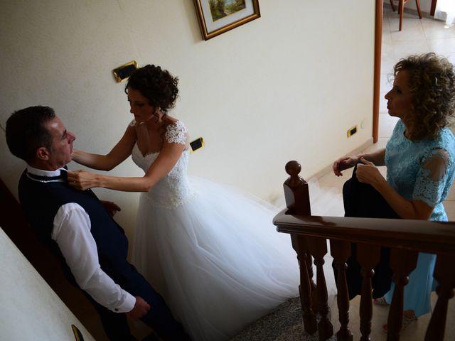 Il matrimonio di Davide e Deborah a Latiano, Brindisi 9