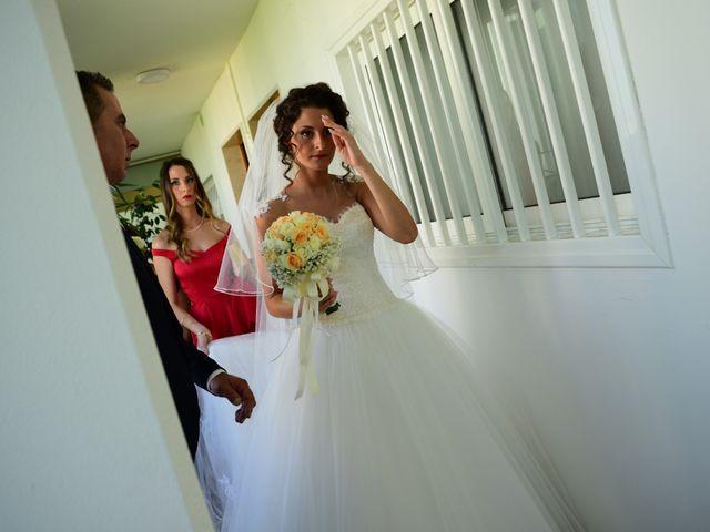 Il matrimonio di Davide e Deborah a Latiano, Brindisi 11