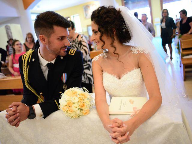 Il matrimonio di Davide e Deborah a Latiano, Brindisi 13