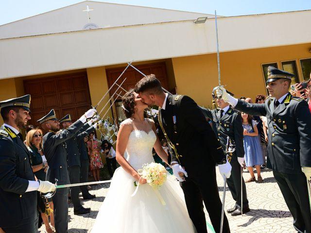 Il matrimonio di Davide e Deborah a Latiano, Brindisi 15