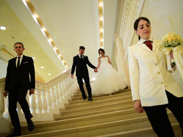 Il matrimonio di Davide e Deborah a Latiano, Brindisi 17