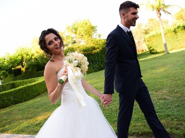 Il matrimonio di Davide e Deborah a Latiano, Brindisi 23