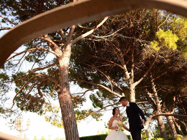Il matrimonio di Davide e Deborah a Latiano, Brindisi 24