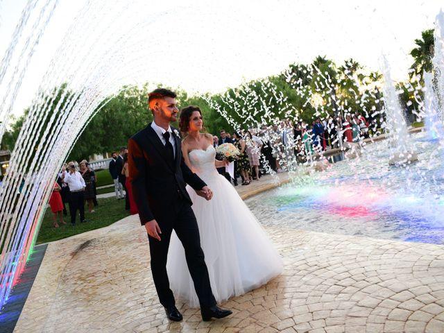 Il matrimonio di Davide e Deborah a Latiano, Brindisi 27