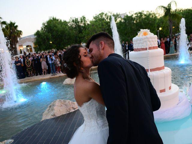 Il matrimonio di Davide e Deborah a Latiano, Brindisi 28