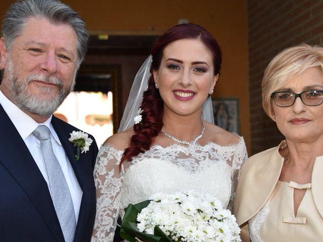 Il matrimonio di Stefano  e Irene  a Guidonia Montecelio, Roma 2
