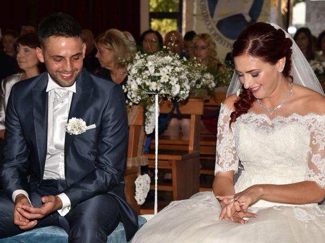 Il matrimonio di Stefano  e Irene  a Guidonia Montecelio, Roma 1