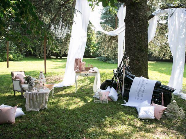 Il matrimonio di Andrea e Gessica a Besana in Brianza, Monza e Brianza 9