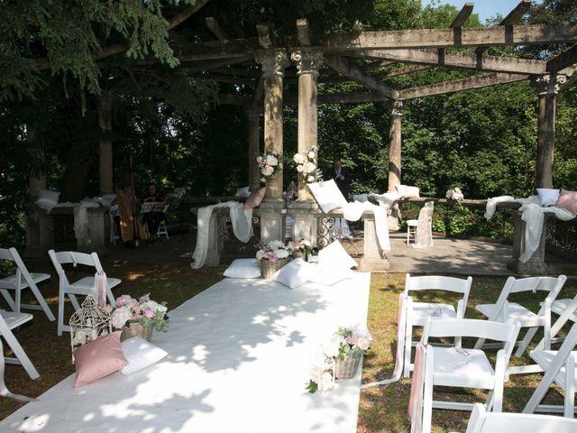 Il matrimonio di Andrea e Gessica a Besana in Brianza, Monza e Brianza 10