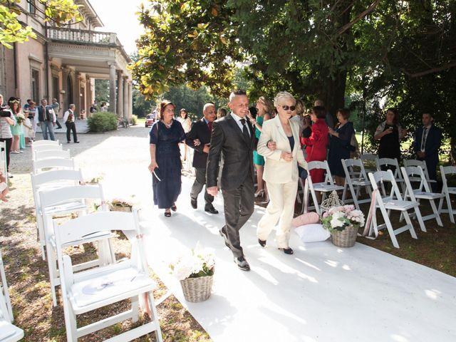 Il matrimonio di Andrea e Gessica a Besana in Brianza, Monza e Brianza 13