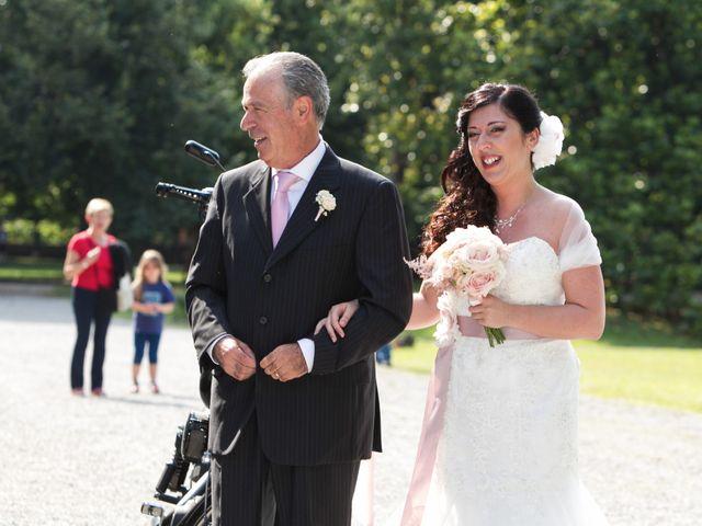 Il matrimonio di Andrea e Gessica a Besana in Brianza, Monza e Brianza 15