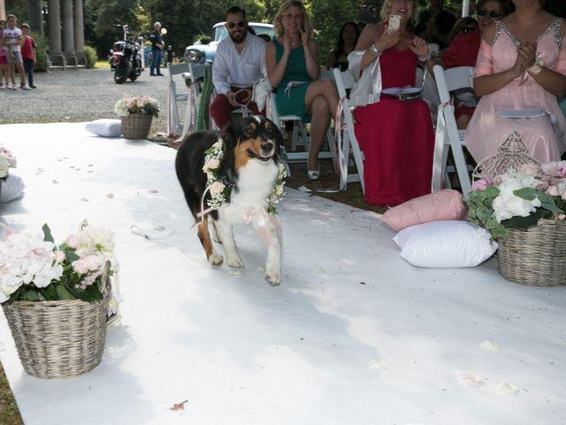 Il matrimonio di Andrea e Gessica a Besana in Brianza, Monza e Brianza 17