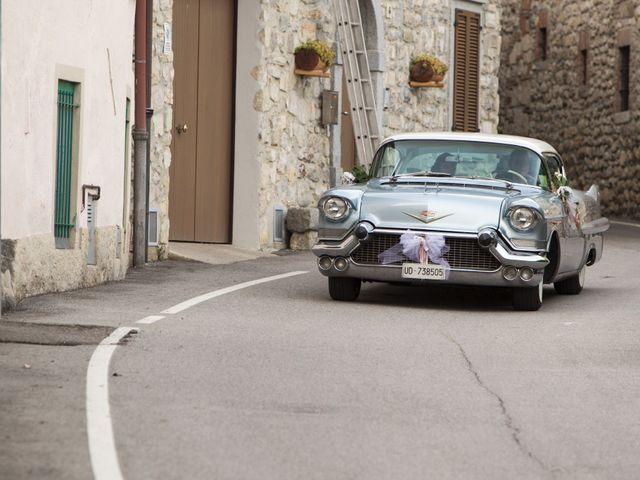Il matrimonio di Andrea e Gessica a Besana in Brianza, Monza e Brianza 22