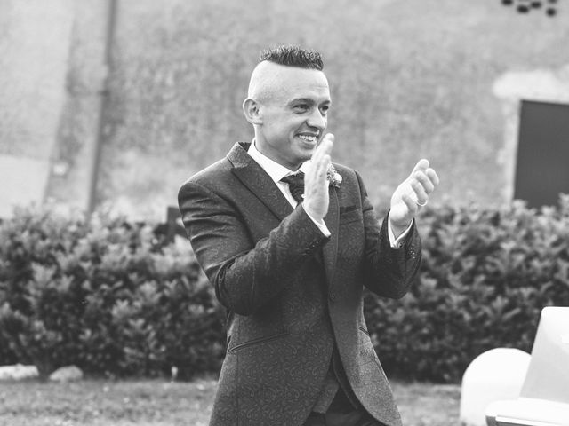 Il matrimonio di Andrea e Gessica a Besana in Brianza, Monza e Brianza 24