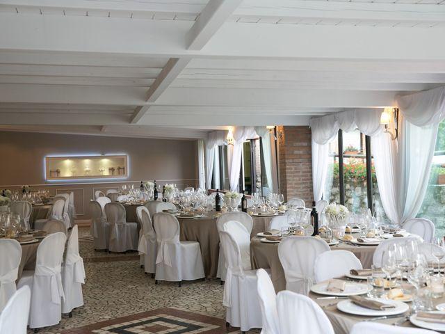 Il matrimonio di Andrea e Gessica a Besana in Brianza, Monza e Brianza 27