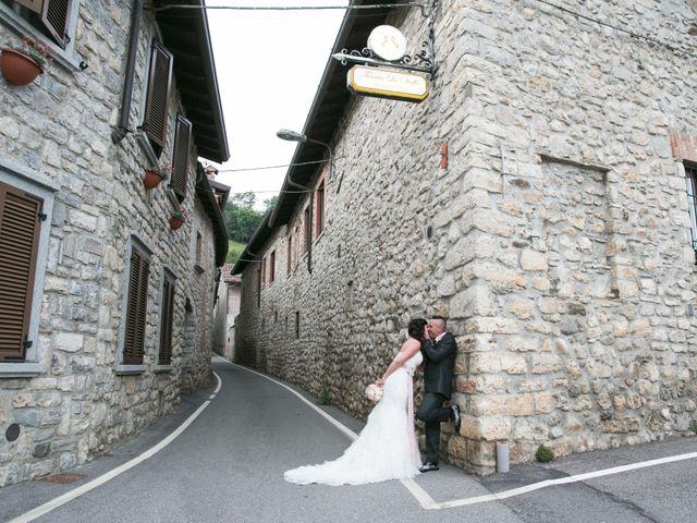 Il matrimonio di Andrea e Gessica a Besana in Brianza, Monza e Brianza 29
