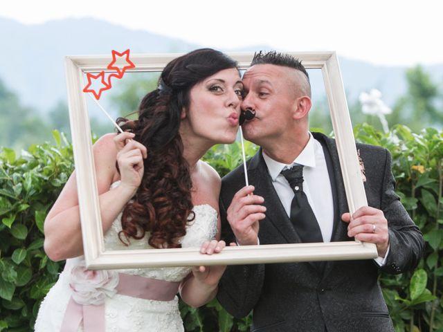 Il matrimonio di Andrea e Gessica a Besana in Brianza, Monza e Brianza 31
