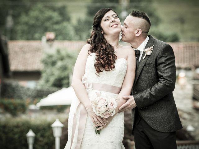 Il matrimonio di Andrea e Gessica a Besana in Brianza, Monza e Brianza 1