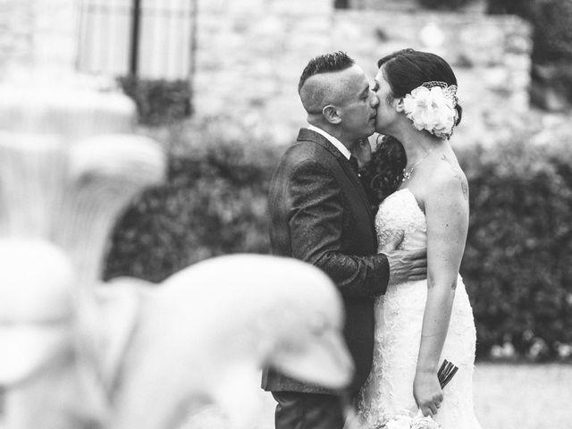 Il matrimonio di Andrea e Gessica a Besana in Brianza, Monza e Brianza 32