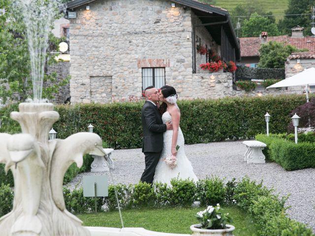 Il matrimonio di Andrea e Gessica a Besana in Brianza, Monza e Brianza 33