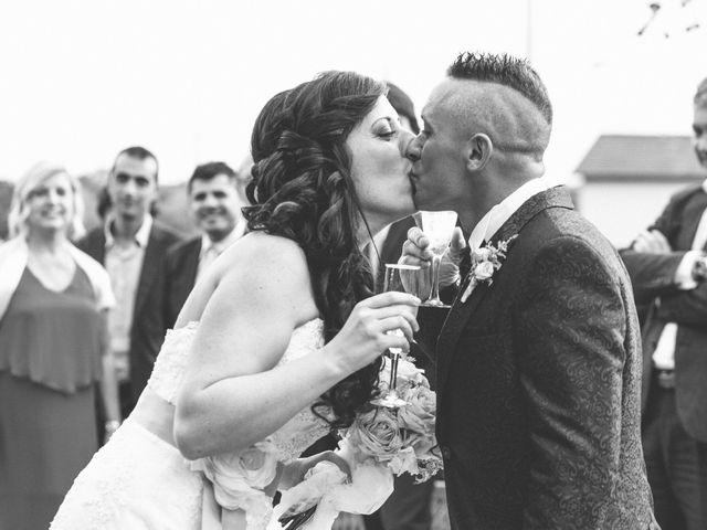 Il matrimonio di Andrea e Gessica a Besana in Brianza, Monza e Brianza 34