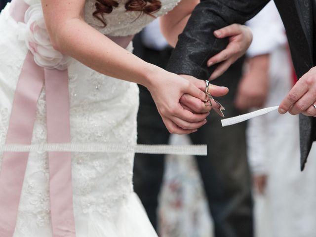 Il matrimonio di Andrea e Gessica a Besana in Brianza, Monza e Brianza 35