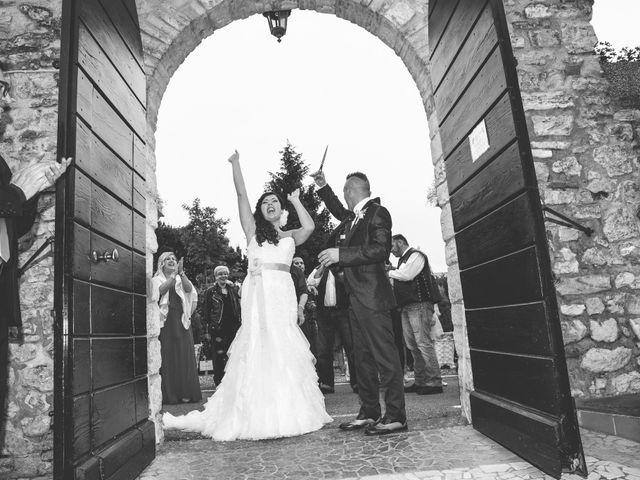 Il matrimonio di Andrea e Gessica a Besana in Brianza, Monza e Brianza 36