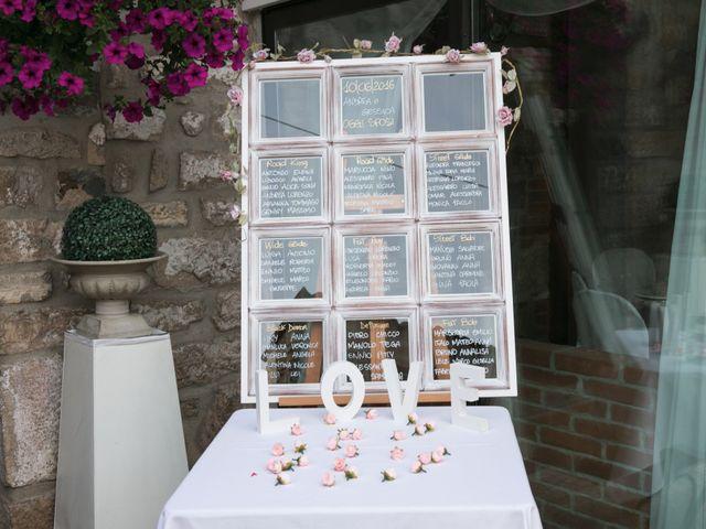 Il matrimonio di Andrea e Gessica a Besana in Brianza, Monza e Brianza 37
