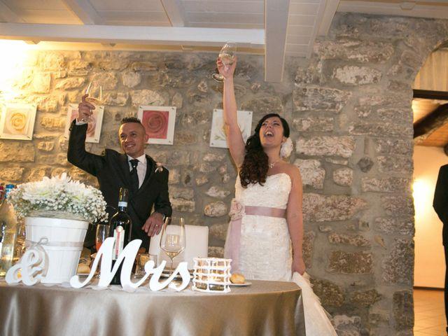Il matrimonio di Andrea e Gessica a Besana in Brianza, Monza e Brianza 38