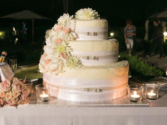 Il matrimonio di Andrea e Gessica a Besana in Brianza, Monza e Brianza 40