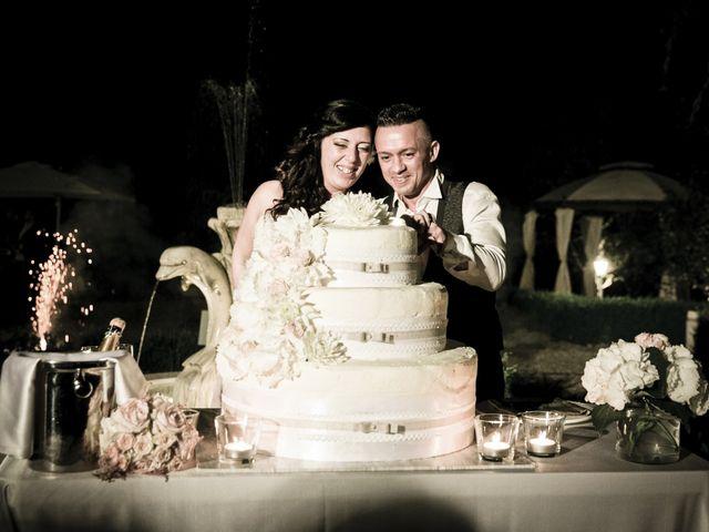 Il matrimonio di Andrea e Gessica a Besana in Brianza, Monza e Brianza 41