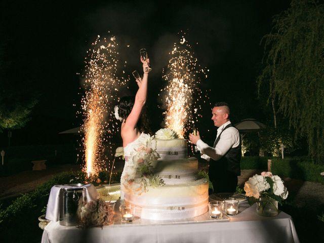 Il matrimonio di Andrea e Gessica a Besana in Brianza, Monza e Brianza 2