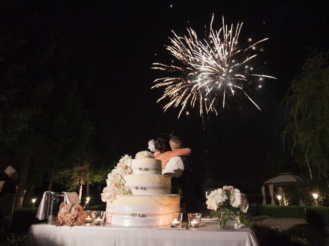 Il matrimonio di Andrea e Gessica a Besana in Brianza, Monza e Brianza 42